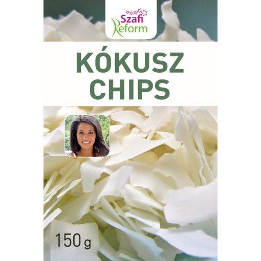 Szafi Reform kókusz chips (150g)