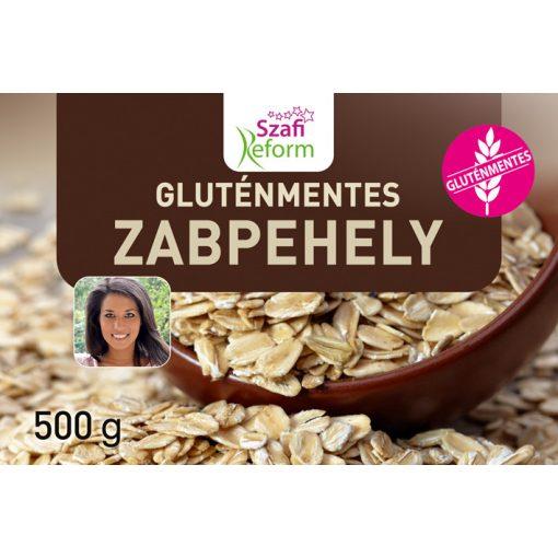 Szafi Reform Gluténmentes zabpehely (500g)