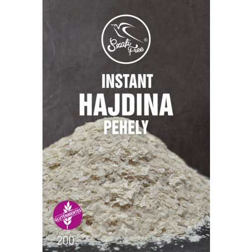 Szafi Free Instant hajdina pehely gluténmentes (200g)