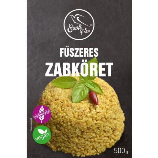 Szafi Free Fűszeres zabköret (500g)