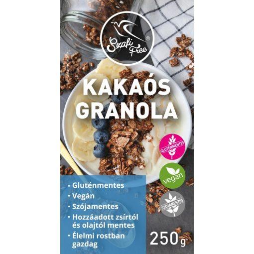Szafi Reform kakaós granola (250g)