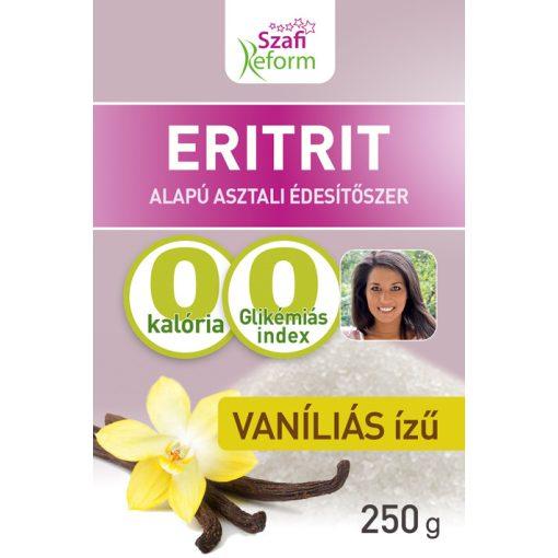 Szafi Reform Vaníliás Eritrit (250g)