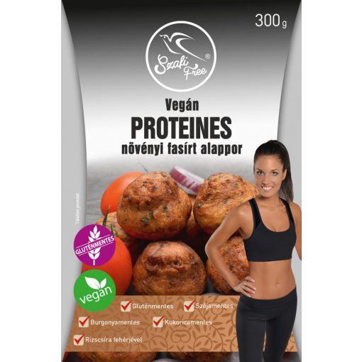 Szafi Free Vegán proteines fasírtpor gluténmentes (300g)