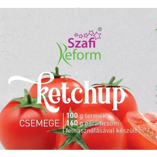 Szafi Reform Katchup (csemege) (290g)