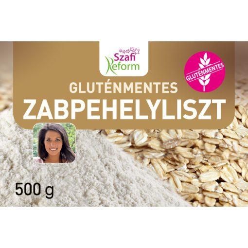 Szafi Reform Gluténmentes zabpehely liszt (500g)