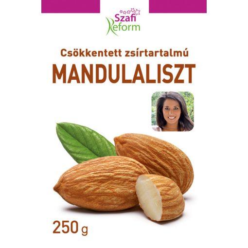 Szafi Reform csökkentett zsírtartalmú mandulaliszt (250g)