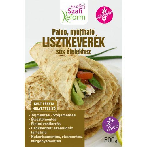 Szafi Reform Paleo NYÚJTHATÓ sós lisztkeverék (500g)