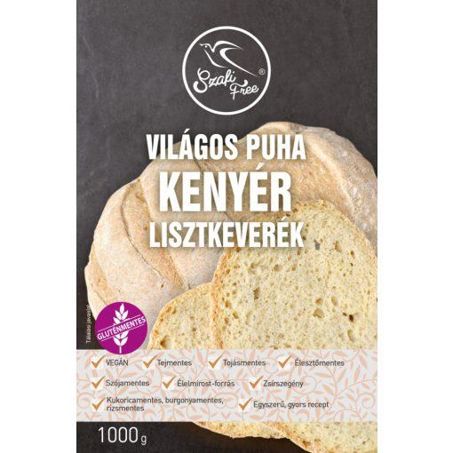 Szafi Free világos puha kenyér lisztkeverék (1000g)