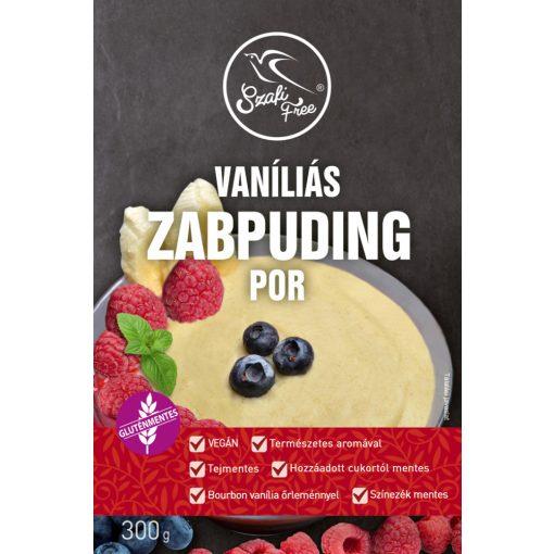 Szafi Free vaníliás zabpuding por (300g)
