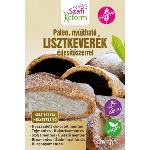 Szafi Reform Paleo NYÚJTHATÓ édes lisztkeverék (500g)
