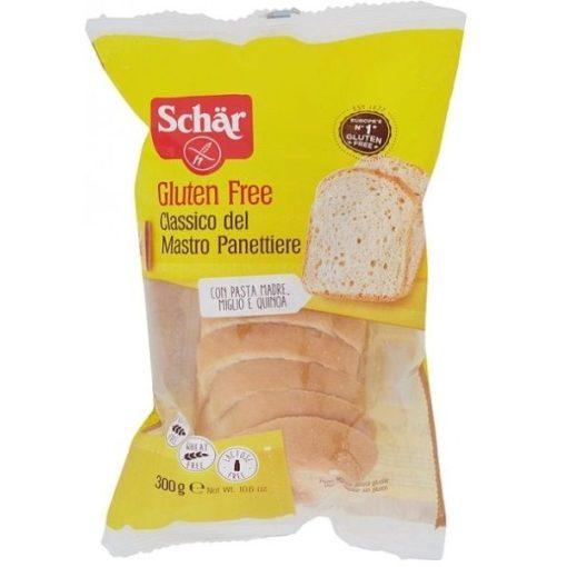 Schär Classic szeletelt fehérkenyér (300g)