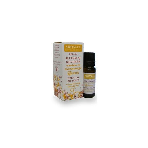 Aromax (10ml) Relaxa illóolaj keverék levendula-mandarin