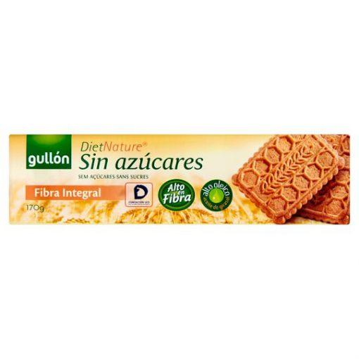 Gullón Fibra Integral Rostdús cukormentes keksz