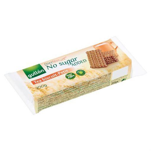 Gullón Tea Biscuit - Petit / Tostada teakeksz cukor hozzáadása nélkül