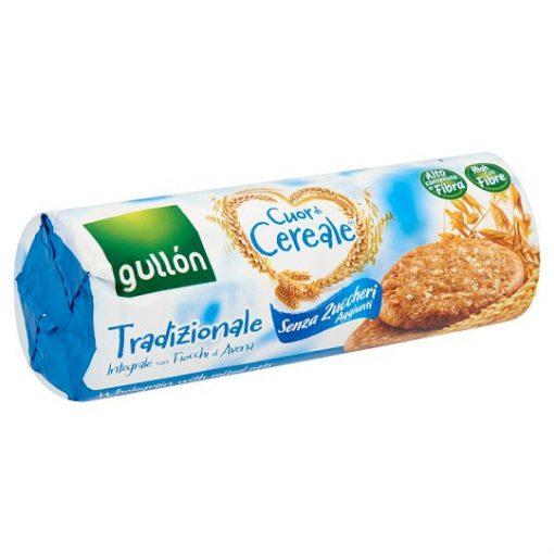 Gullón Tradizionale Élelmi rostban gazdag cukormentes keksz
