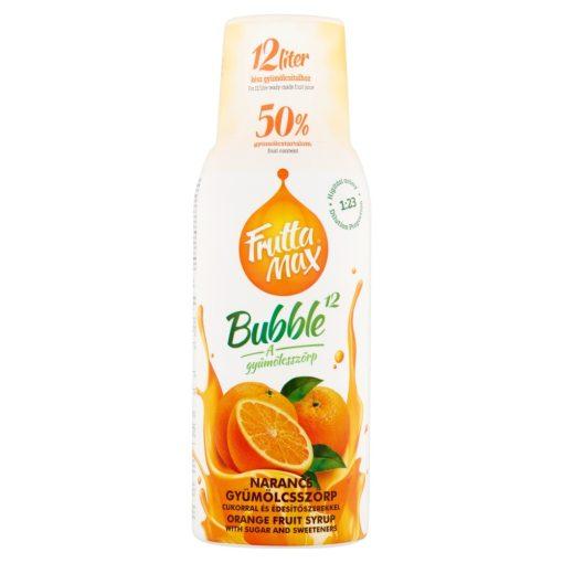 FruttaMax (500ml) Bubble12 narancs