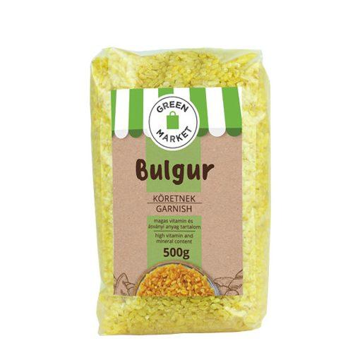 Green Market Bulgur (500g)