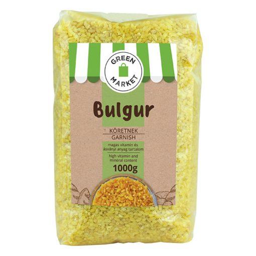 Green Market Bulgur (1000g)