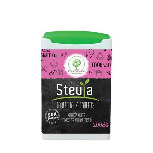 Eden Premium Stevia tabletta (200 db)