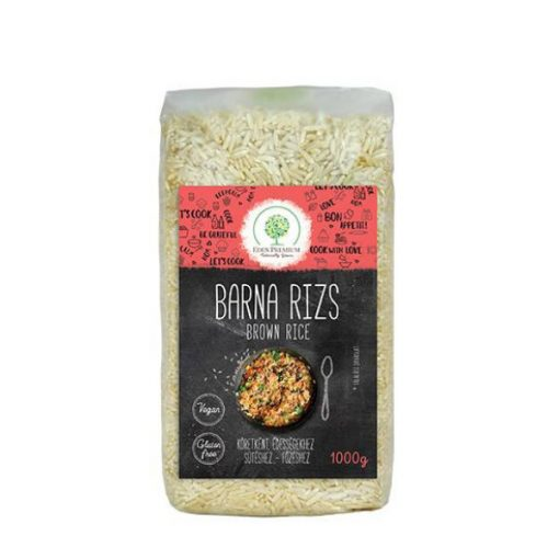 Éden Prémium Barna rizs (1000g)