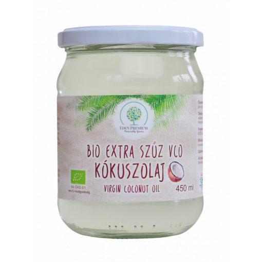 Eden Premium Bio Extra szűz kókuszolaj (450ml) (nem volt még)