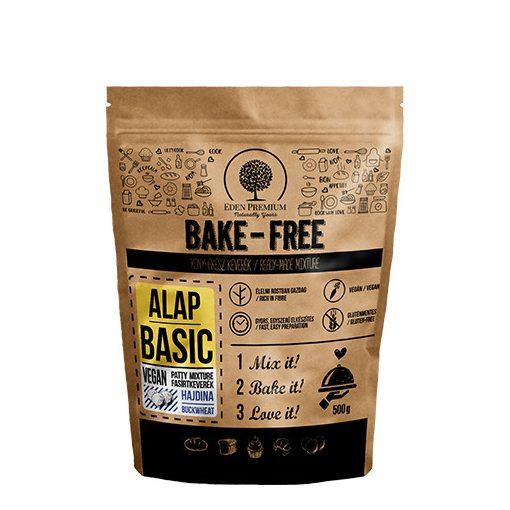 Eden Premium Bake-Free Alap fasírt keverék - hajdinás (500g)