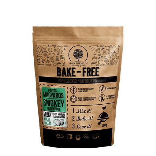 Eden Premium Bake-Free Füstös magyaros fasírt keverék - köleses (500g)