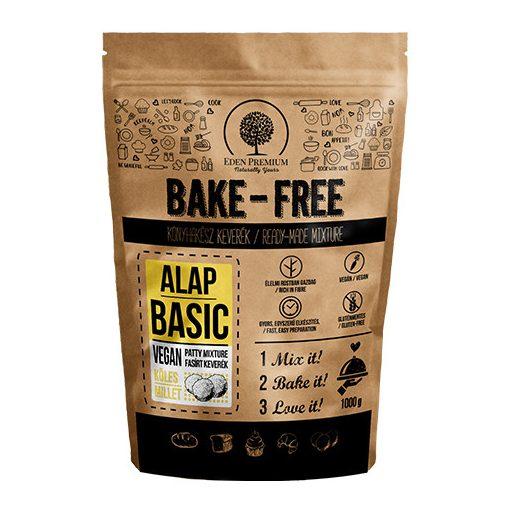 Eden Premium Bake Free Alap fasírt keverék köleses (1000g)