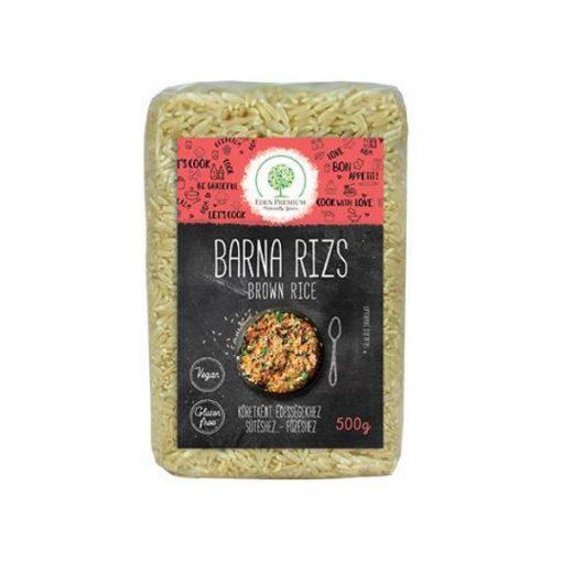 Éden Prémium Barna rizs (500g)