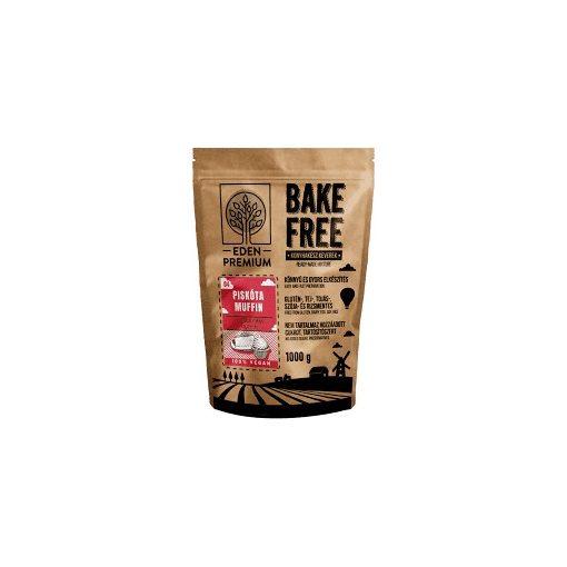 Eden Premium Bake Free Piskóta és Muffin lisztkeverék (1000g)