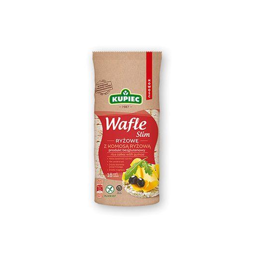 "Kupiec quinoa-s puffasztott rizs ""sovány"" (90g)"
