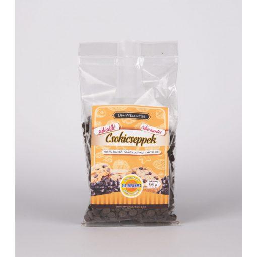 Dia-Wellness Csokicseppek sütésálló