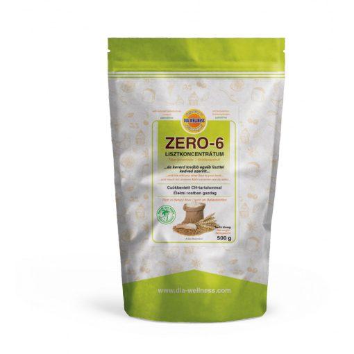 Dia-Wellness Zero 6 lisztkoncentrátum