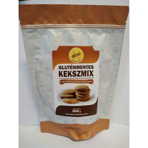 Dia-Wellness Gluténmentes keksz mix