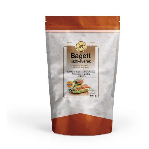 Dia-Wellness Gluténmentes szénhidrátcsökkentett bagett mix