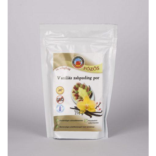 Dia-Wellness Gluténmentes Zabpuding vaníliás főzős