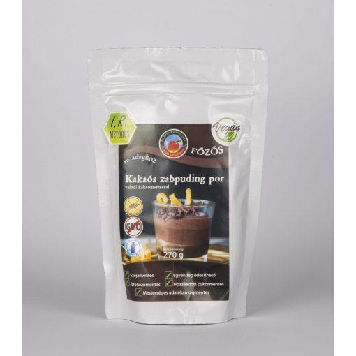 Dia-Wellness Gluténmentes Zabpuding csokis főzős