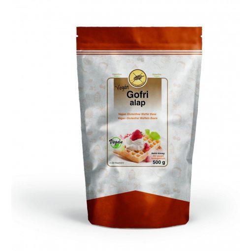 Dia-Wellness Gluténmentes Vegán Gofripor