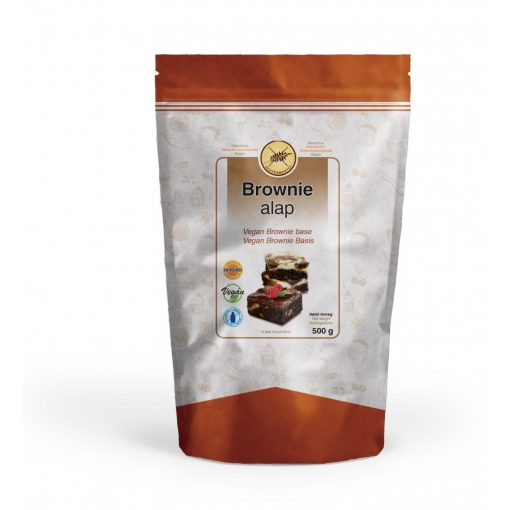 Dia-Wellness Gluténmentes Brownie alappor