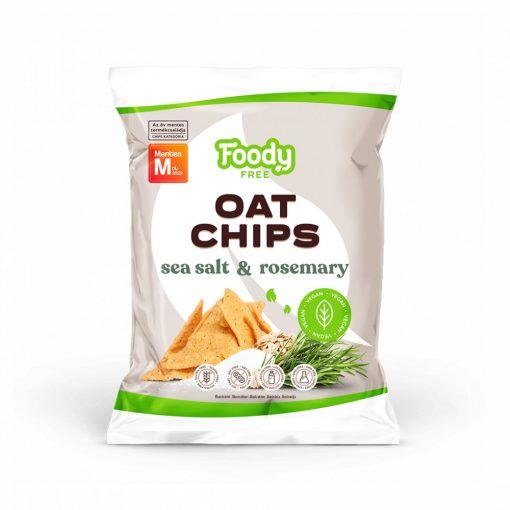 Foody Free oat chips rozmaringos (50g)