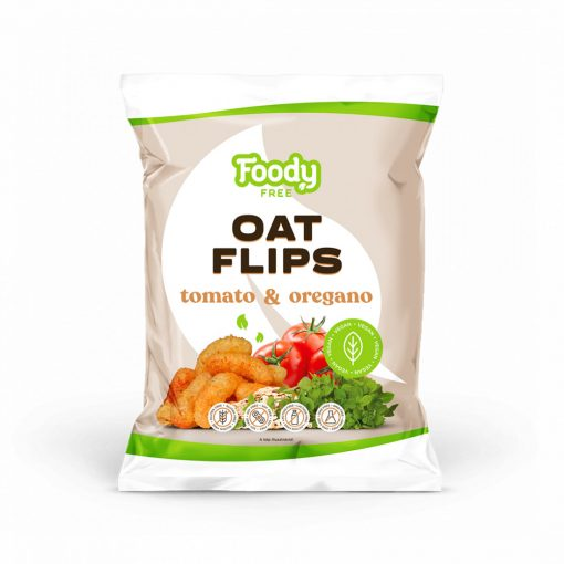 Foody Free oat chips paracsicsom-oregano (50g)