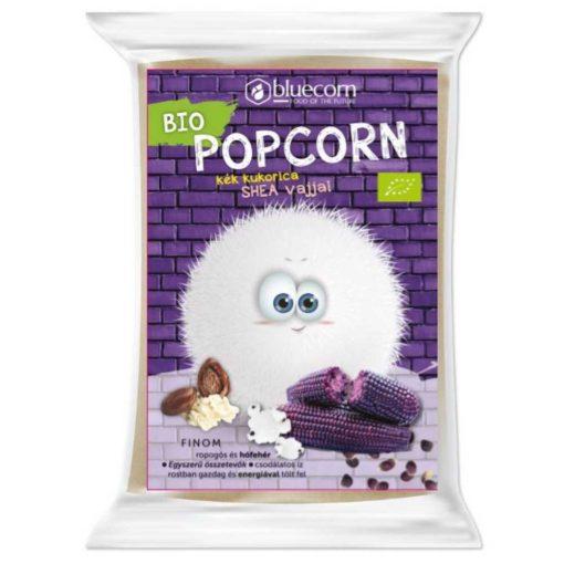 Kék kukorica Micropopcorn shea vajjal bio,gluténmentes (100g)