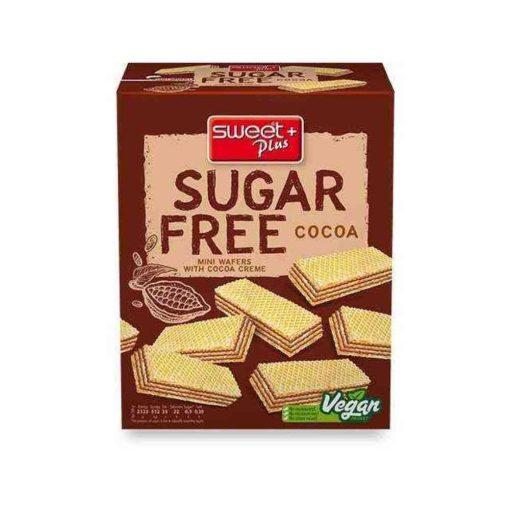 Sweet Plus cukormentes kakaós nápolyi (180g)