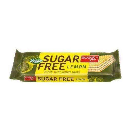 Sweet Plus cukormentes citromos nápolyi (24g)