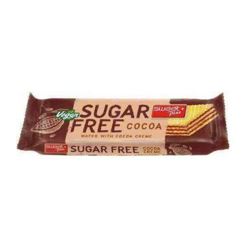 Sweet Plus cukormentes kakaós nápolyi (24g)