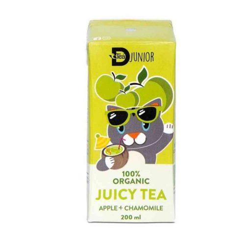 Junior kamilla tea almalével (200ml)