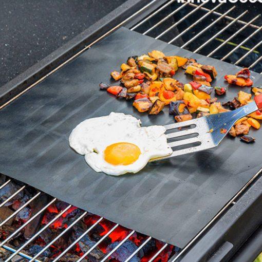 Sűtő és Barbecue fólia 2db-os