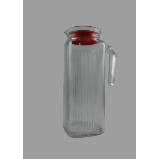 Üveg kancsó 1 literes