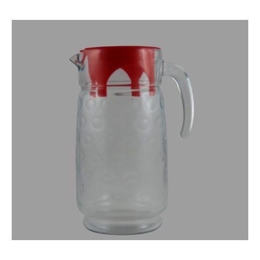 Üveg kancsó 1,7 literes
